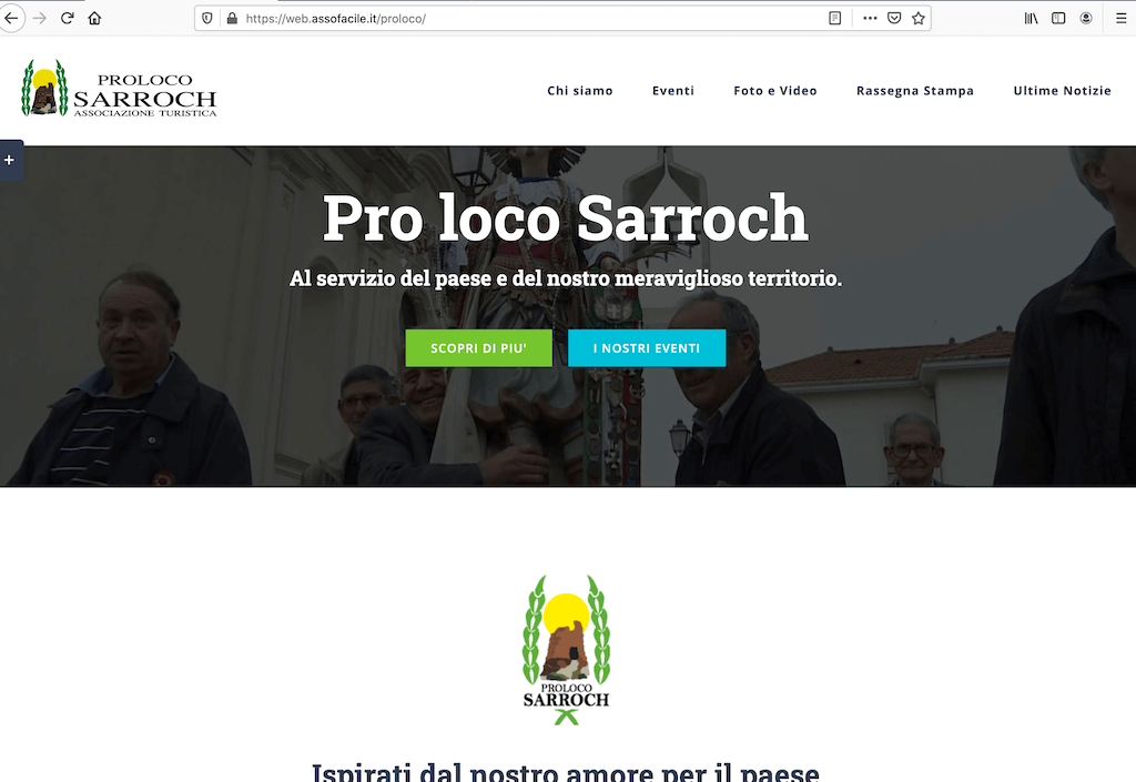 Tema Pro Loco